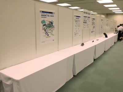 長机とテーブルクロスを福岡県で使うなら福岡イベント会社へ!