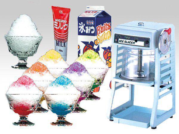 福岡でかき氷機をレンタル!