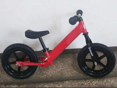 子どもの自転車練習に!キックバイク、福岡でレンタルできます!