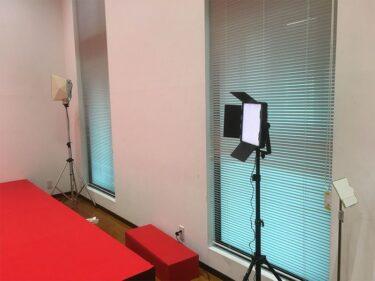 写真撮影・ロケで活躍!福岡でスタジオライトをレンタル!