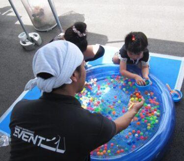 夏を満喫!お祭りでも活躍するプールを福岡でレンタル!