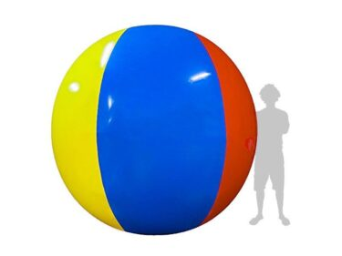 大きさ2m!インパクト大の巨大ボールを福岡でレンタル!
