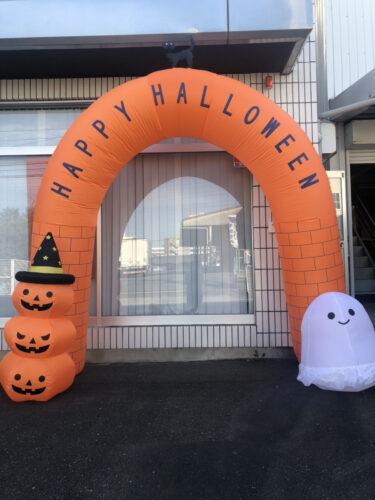ハロウィンイベントのメインに!ハロウィンアーチを福岡でレンタル!